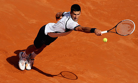 Novak Djokovic 008 Novak Djokovics Chances at the French Open