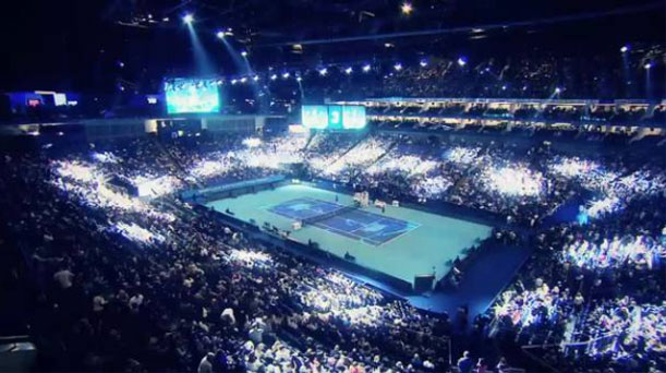 Barclays ATP World Tour Finals 2013 Dates The heat is on for final spots at World Tour Finals in London.
