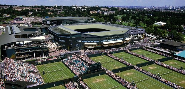 Wimbledon 4 SMS INC. Announces Results of Landmark 30th Wimbledon Equipment Census‏
