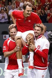 untitled Switzerland set a Davis Cup date with France