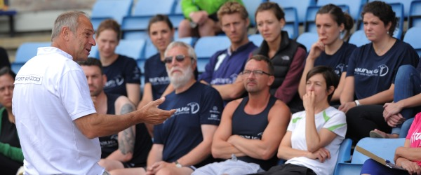 untitled1 Laureus fund raisers get Olympic inspiration from Steve Redgrave ahead of Oxford Half Marathon‏