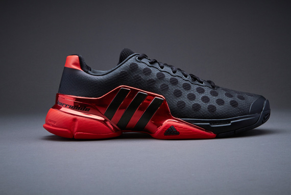 mens adidas barricade trainers