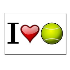 i_heart_tennis_postcards_package_of_8