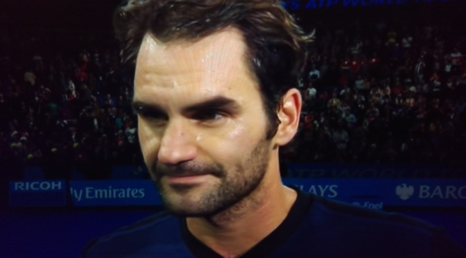 Beardy Federer ditched by Gillette?