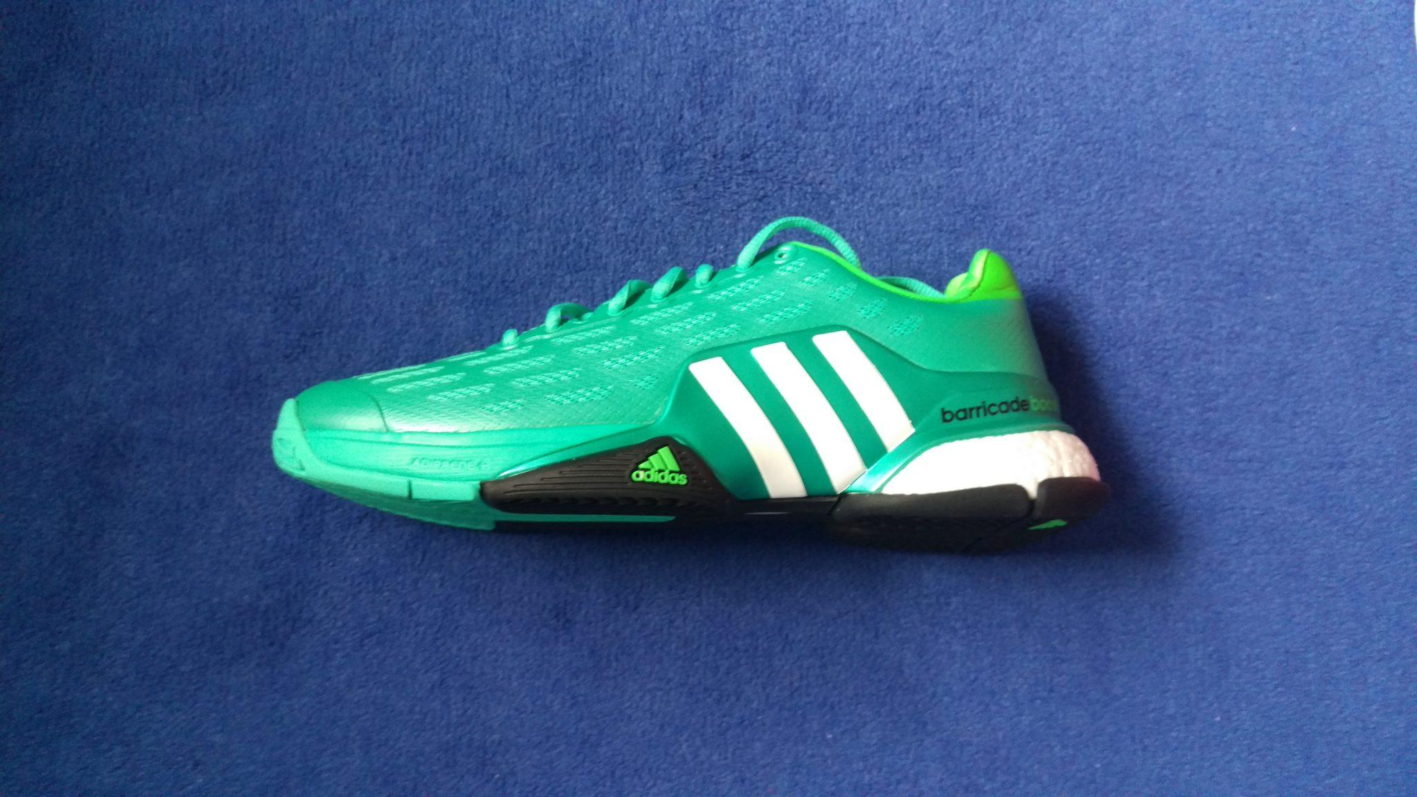 Adidas Barricade 9 Boost Tennis -Shoe Review – Love Tennis Blog