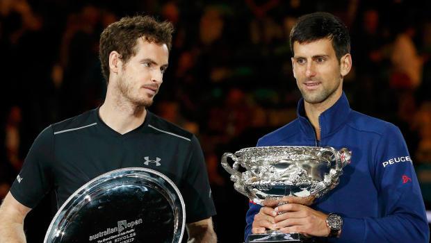 Murray Djokovic set for US Open Showdown