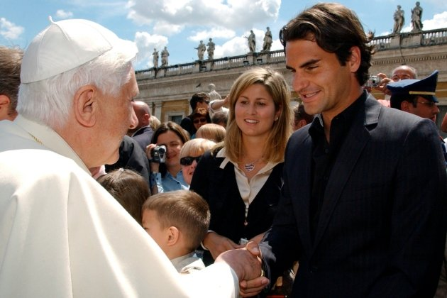 Roger to meet Pope Francis