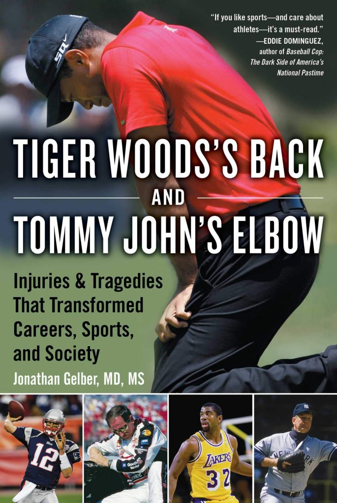Tiger Wood's Back and Tommy John's Elbow Book Review ...