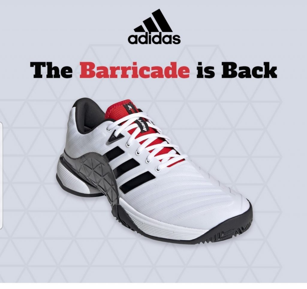 Adidas Barricade 12 Sneak Peak – Love Tennis Blog
