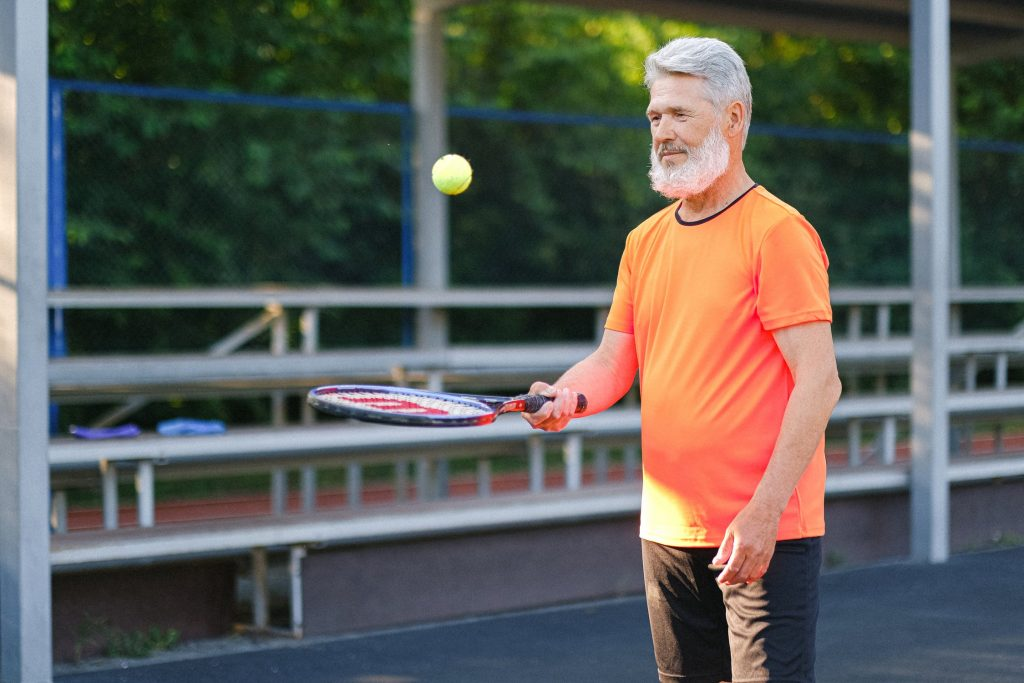 Tennis more exciting